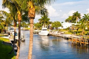 cape coral waterfront living