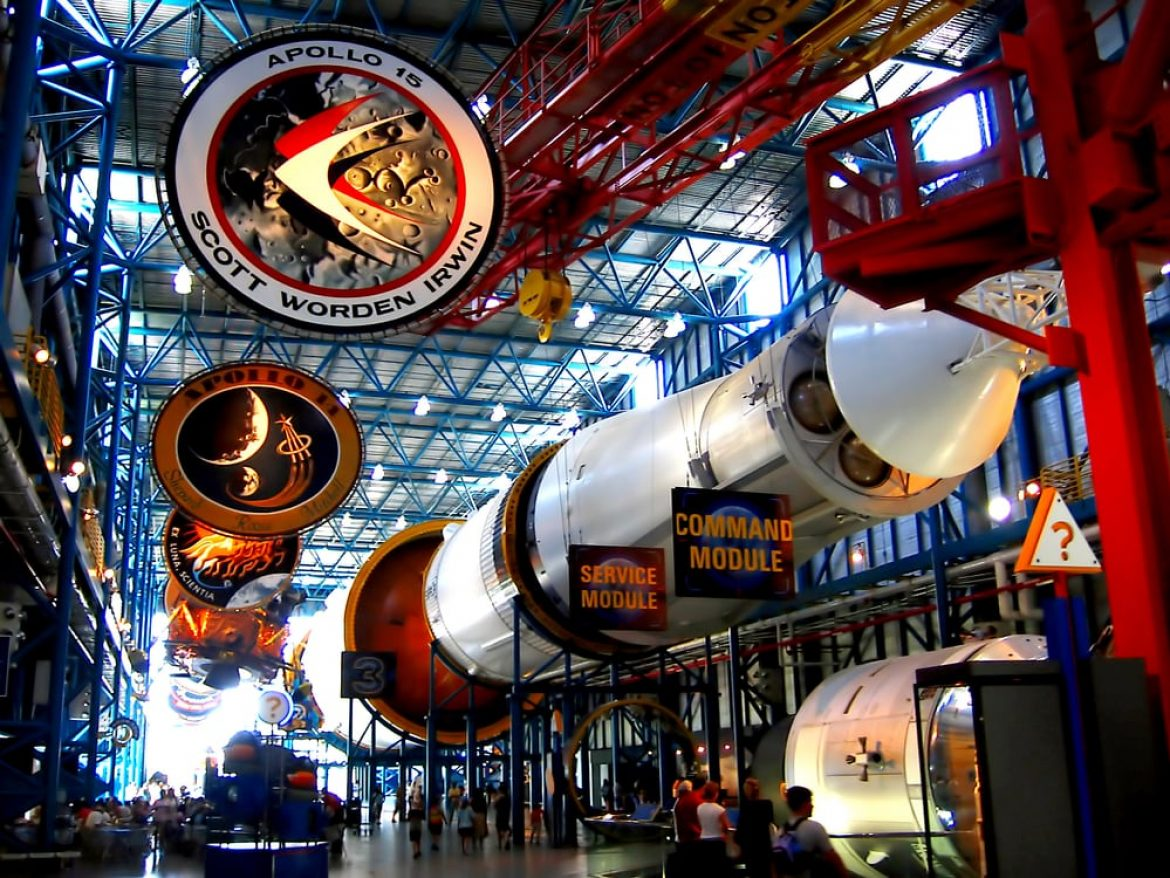 Kennedy Space Center, Cape Canaveral FL