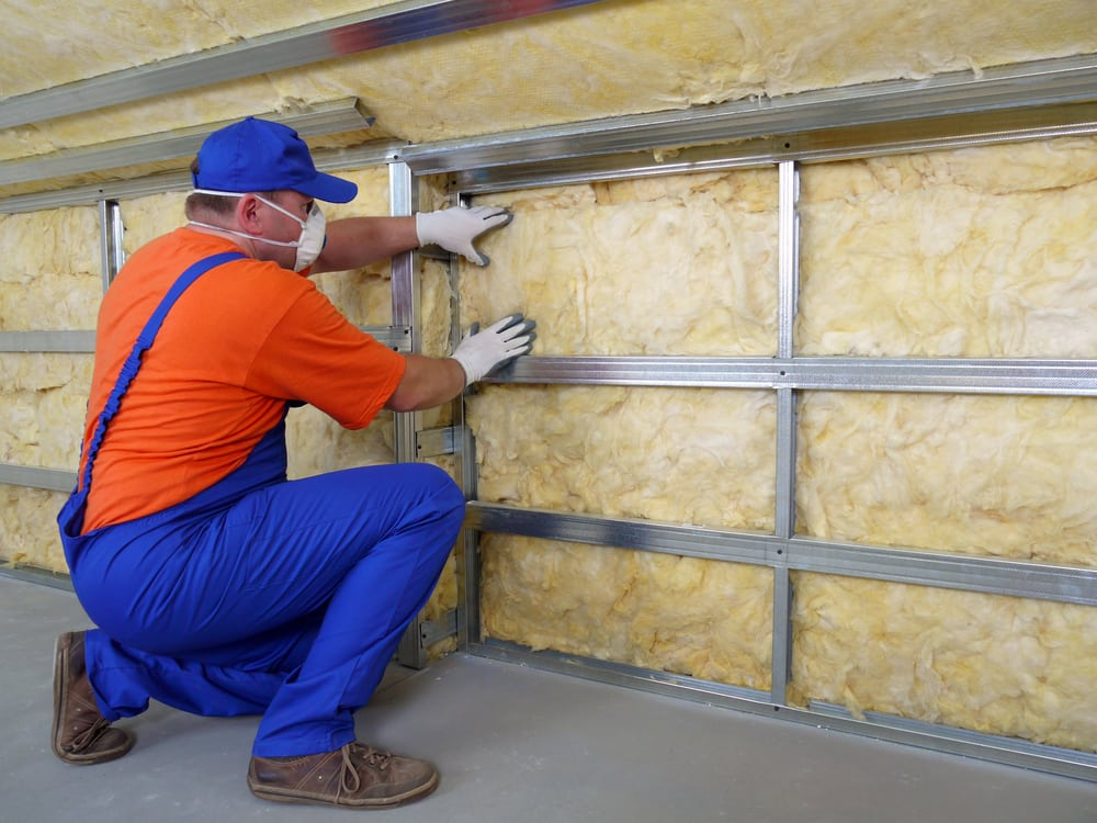 insulating an old home