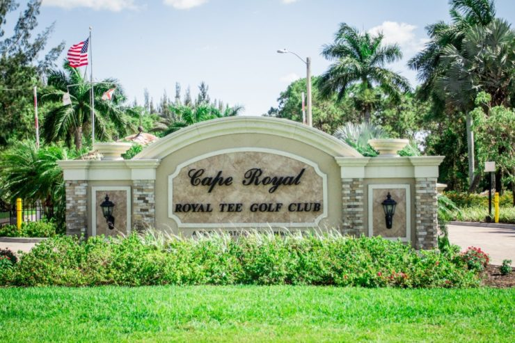 Cape Royal cape coral